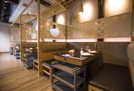 餐厅设计图创新