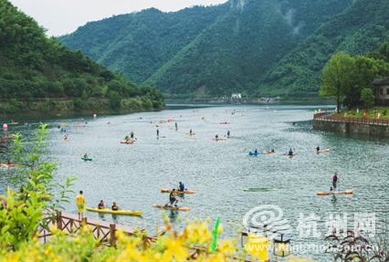 不容错过的运动港湾 千岛湖石林镇倾力打造中国户外运动天堂